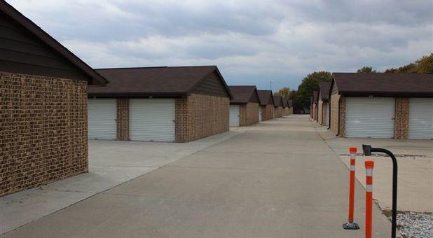 Facility grounds in Seward, NE