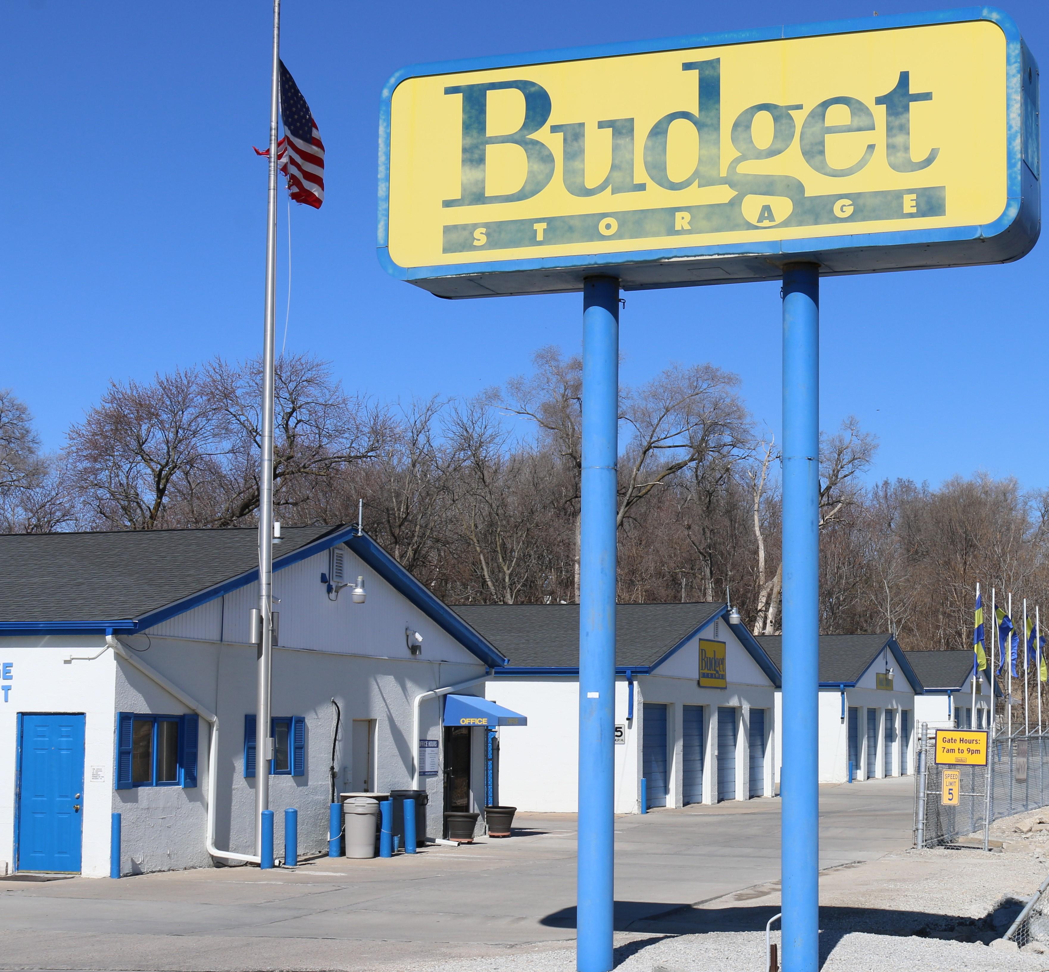 Bellevue Budget Storage