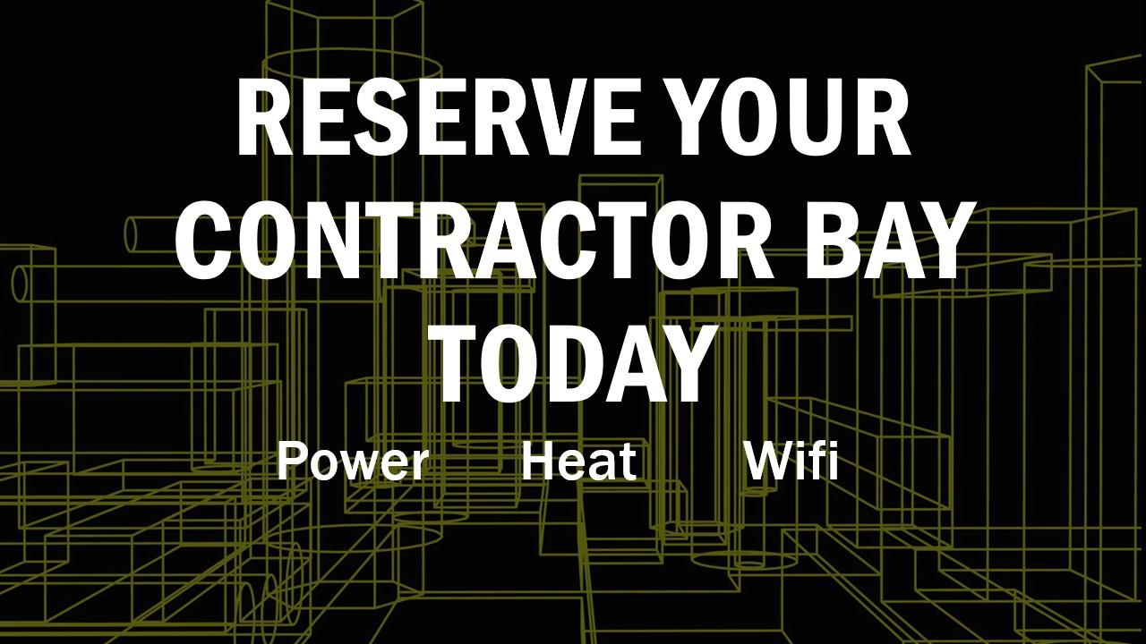 Contractor Bays