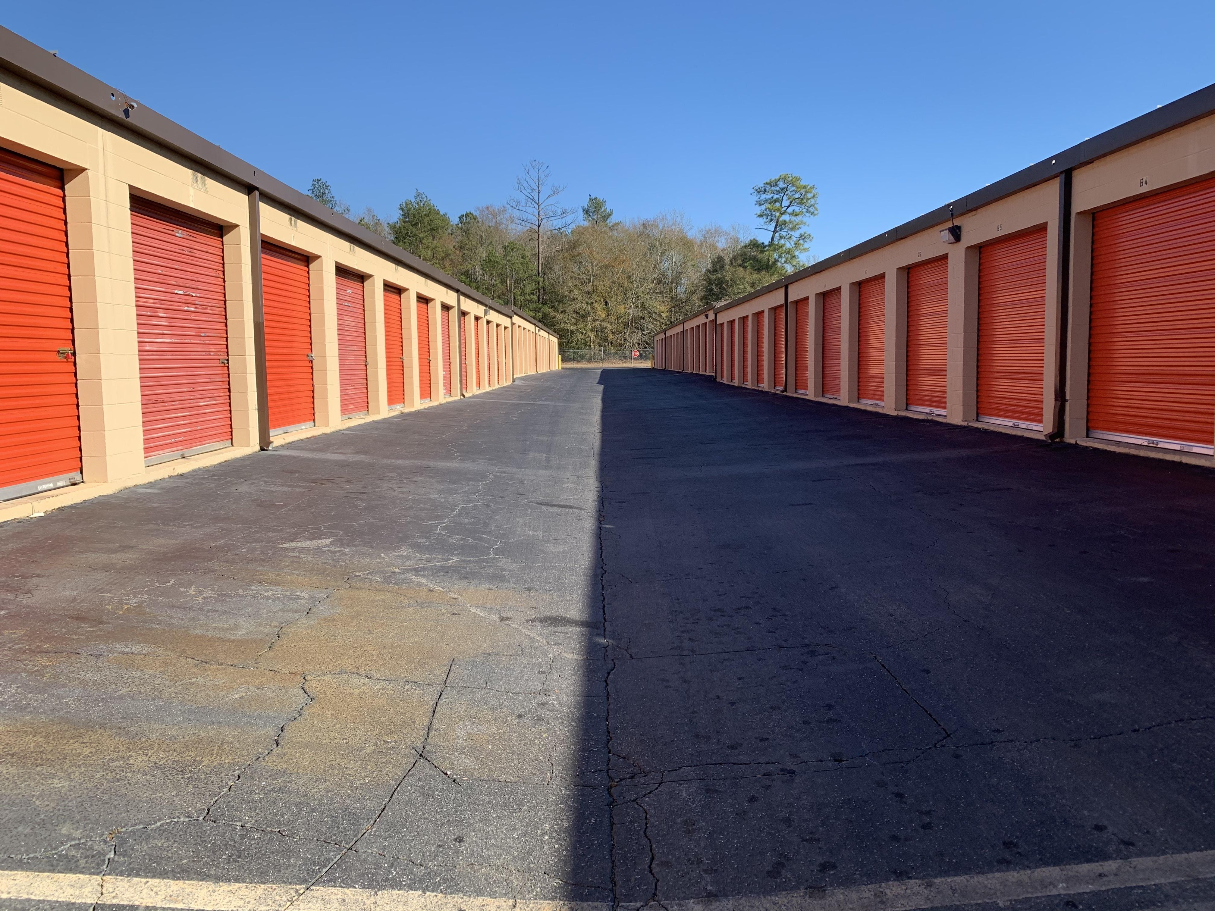 Storage units in Columbus, GA