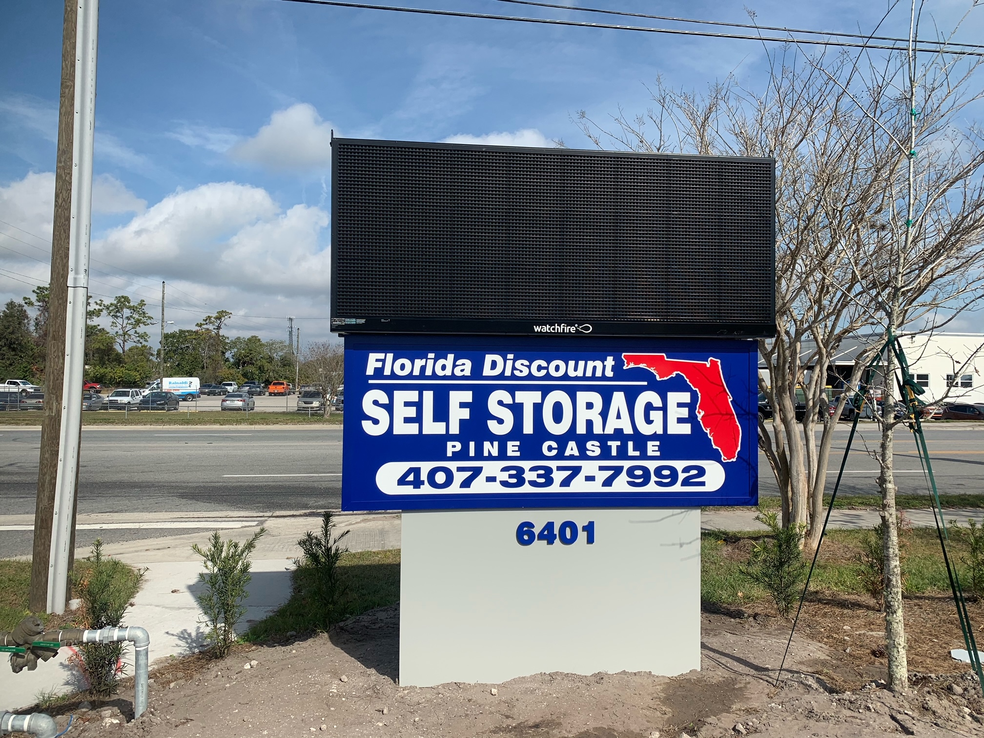 Florida Discount Self Storage - Pinecastle