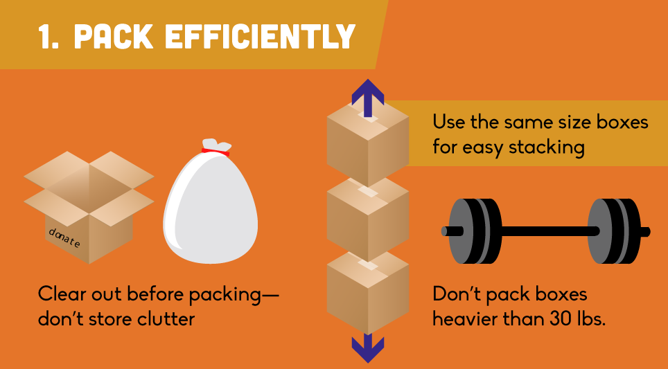 Pack Efficiently