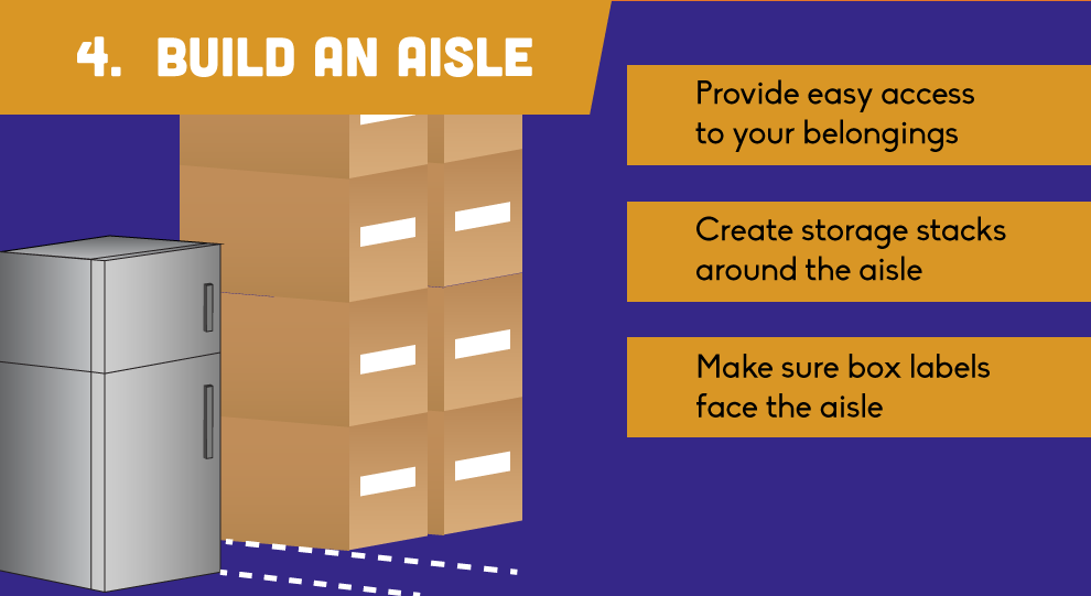 Build an Aisle