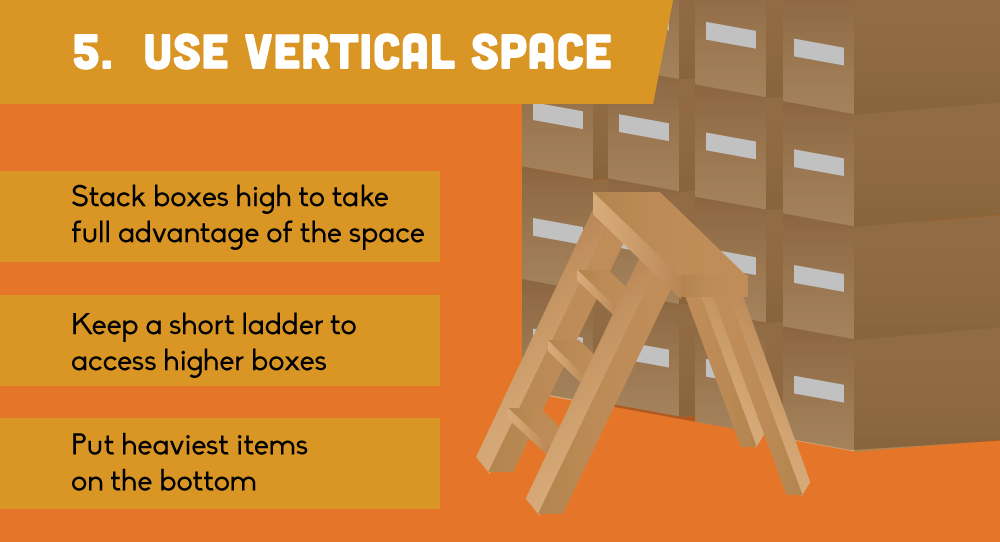 Use Vertical Space