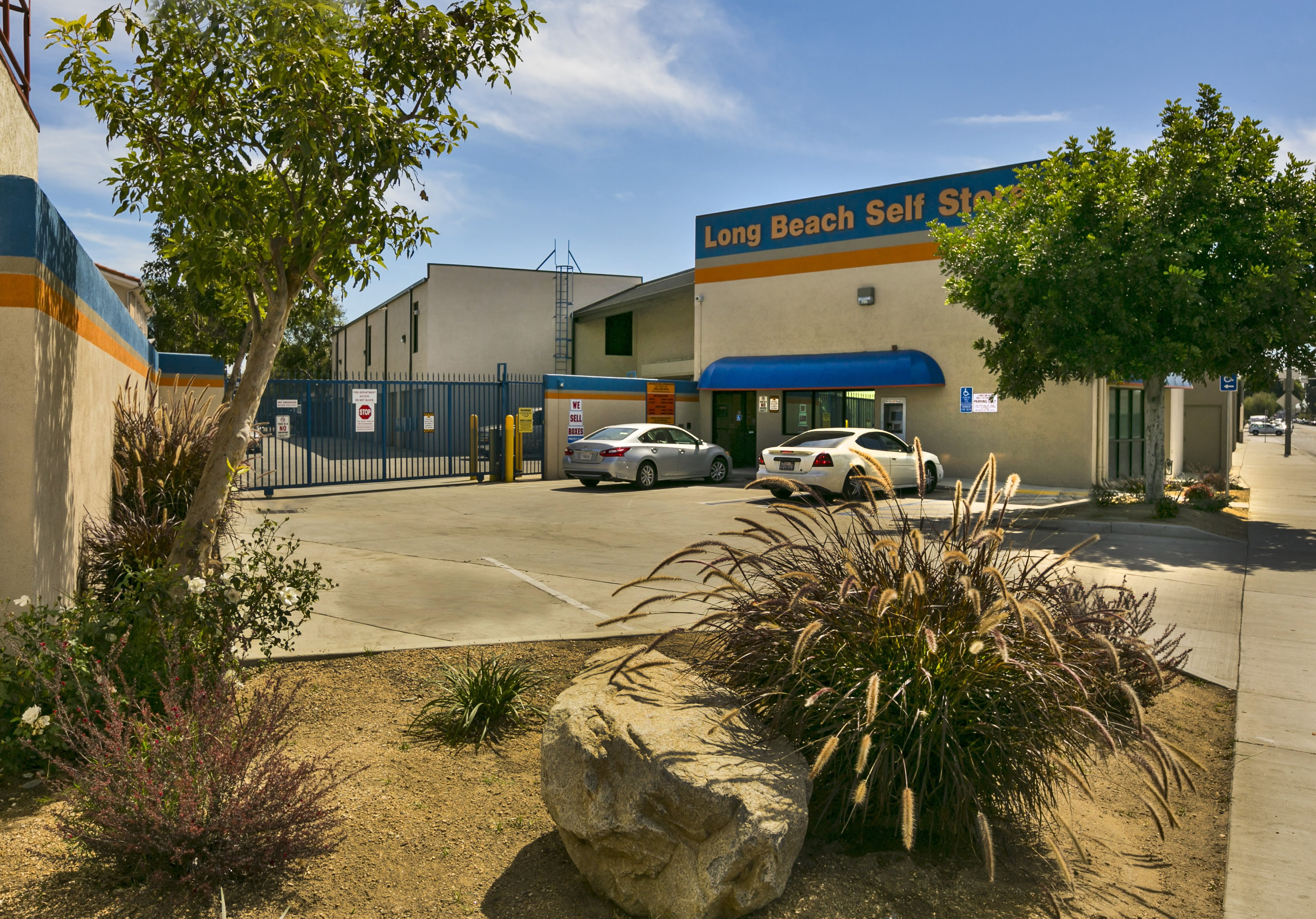 Long Beach Self Storage