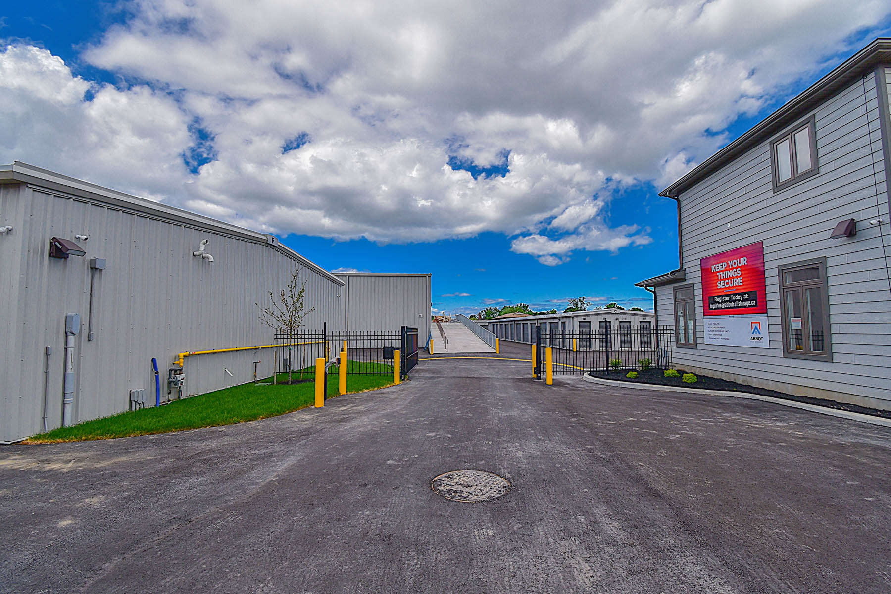fenced and gated storage in st catharines, on