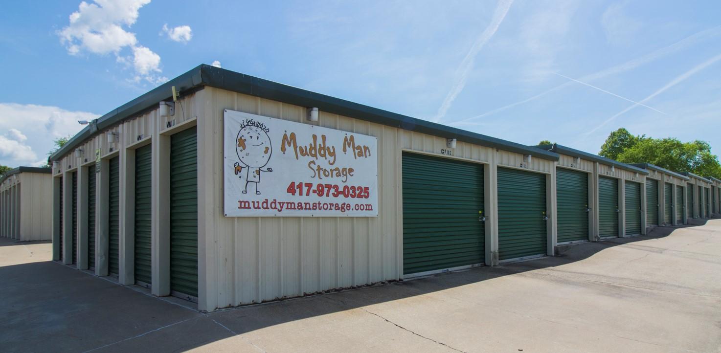 Muddy Man Storage Hollister West (before high school)