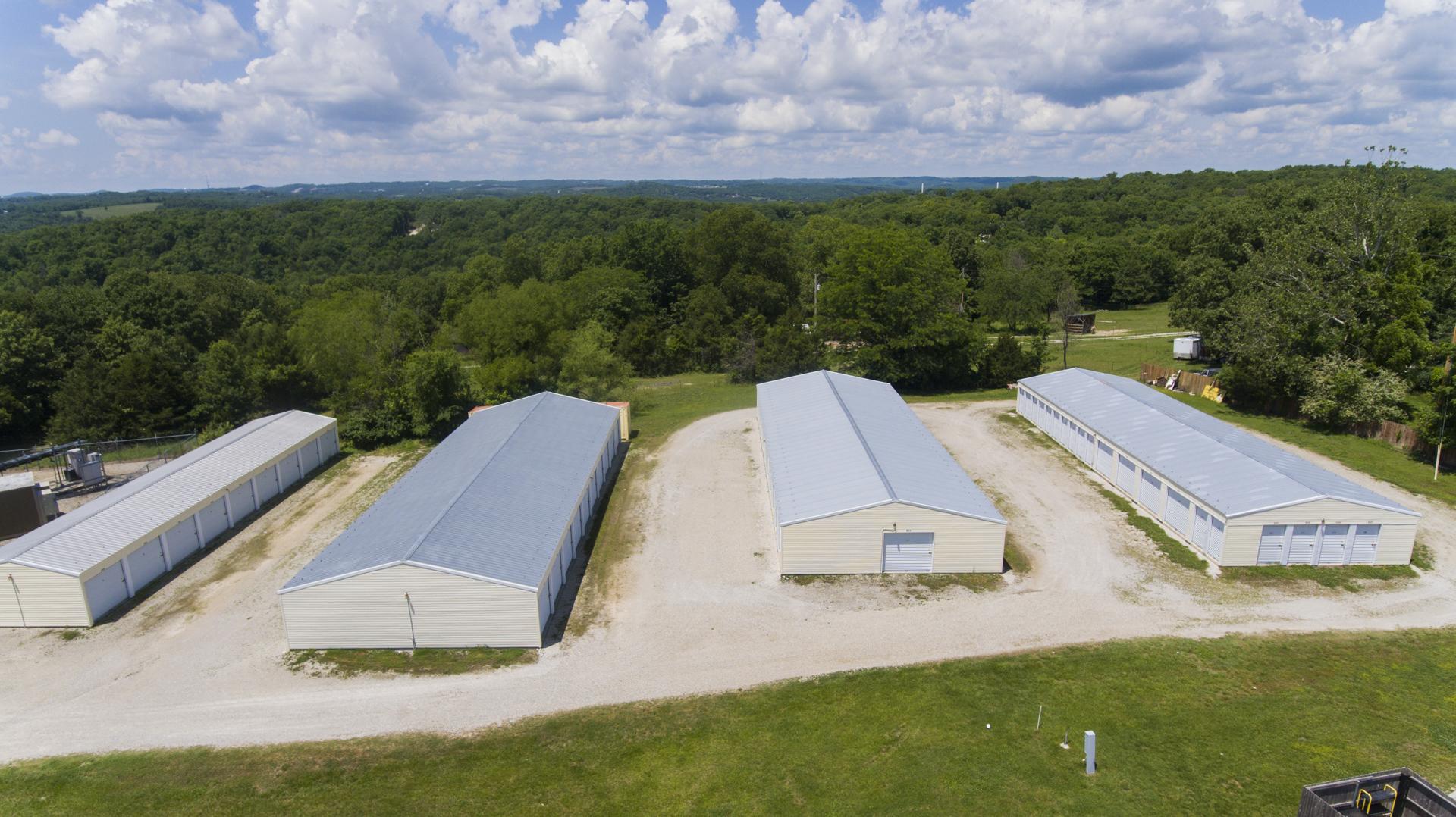 aerial rockaway beach storage units