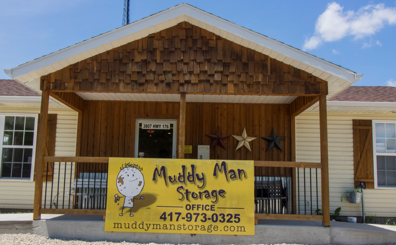 muddy man storage in taney county mo