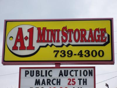 A-1 Mini Storage Austell, GA