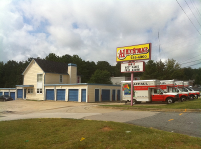 Self Storage in Austell, GA