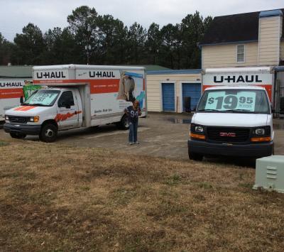 UHaul Austell, GA
