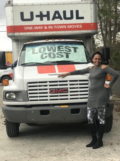 UHaul Services in Marietta, GA