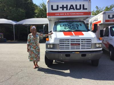 A-1 Mini Storage U-Haul