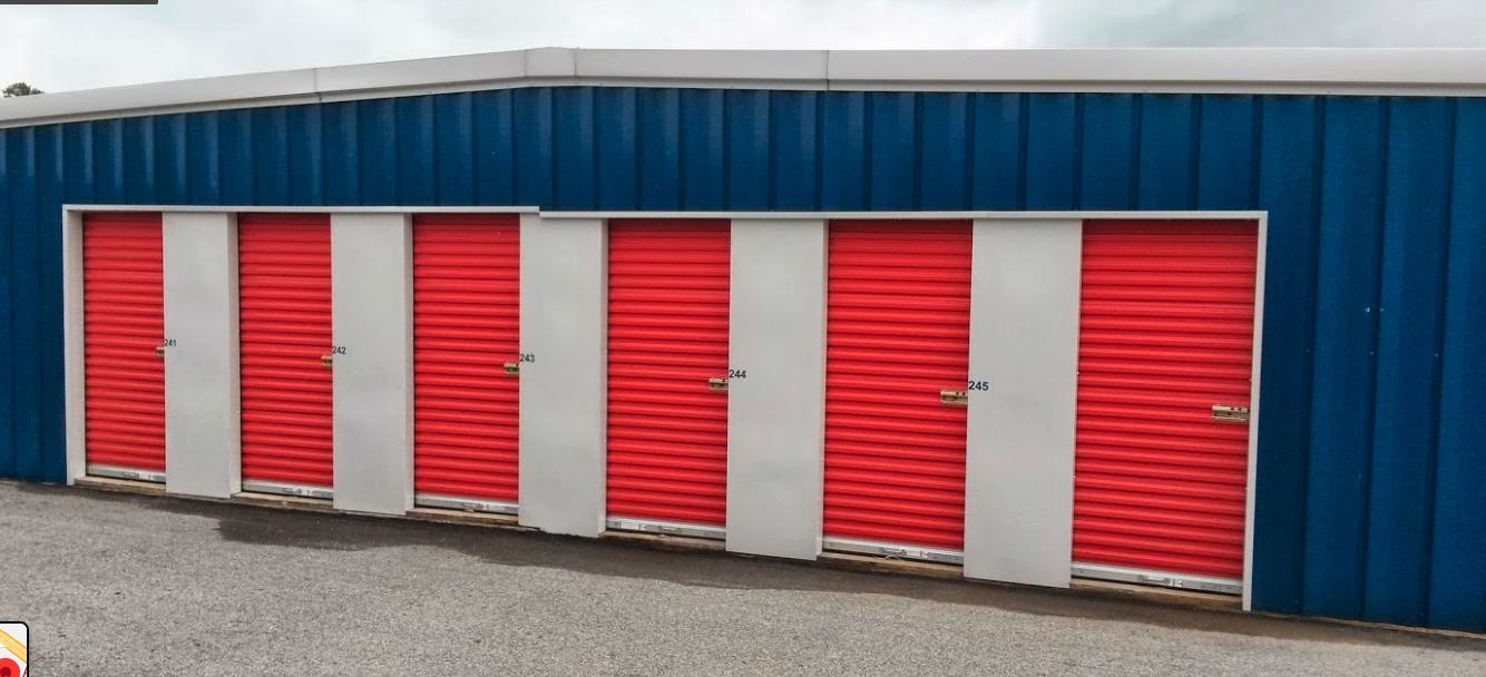 Jasper, GA Storage Units