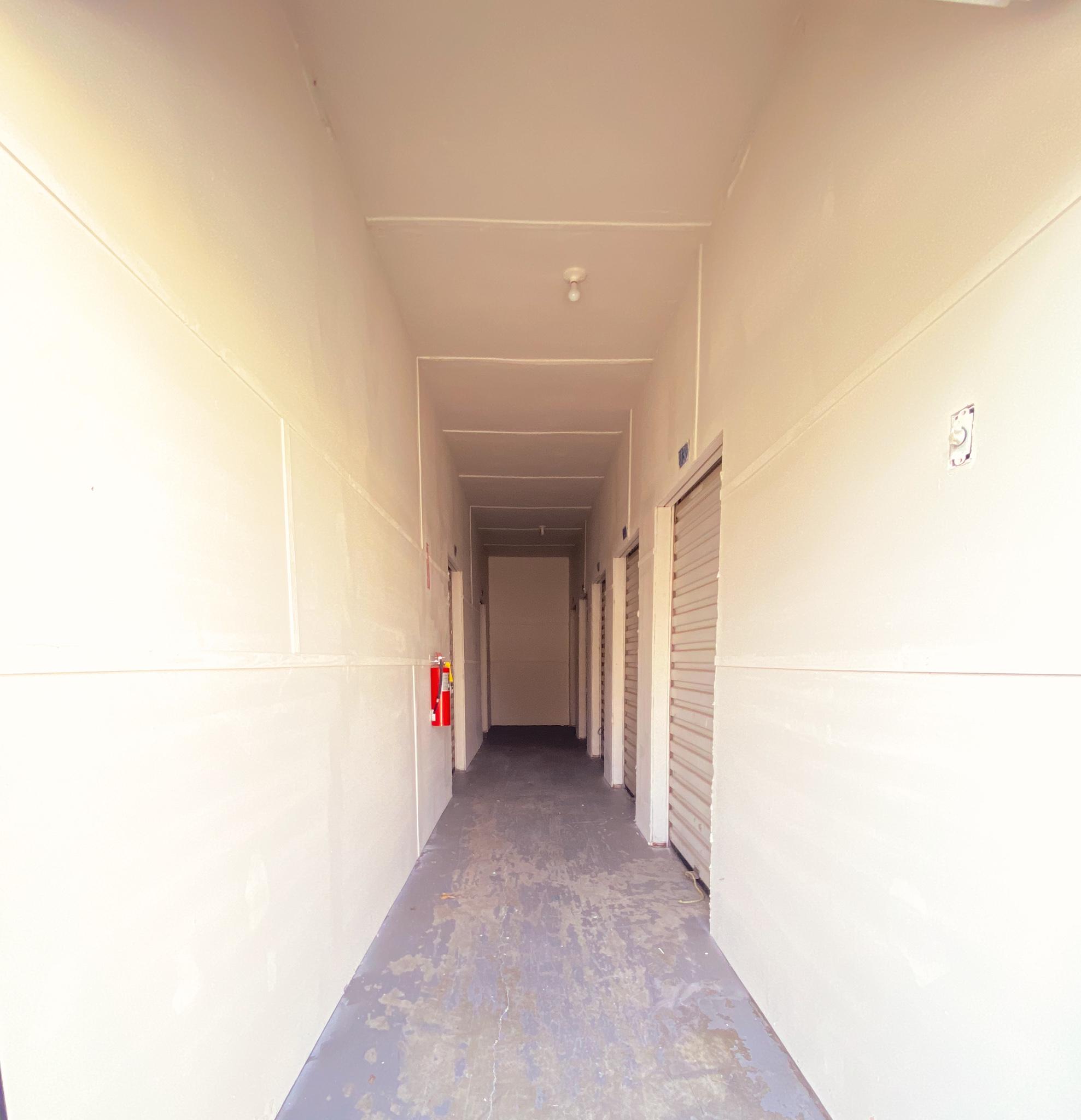 A-1 Mini Storage Rex Hallway