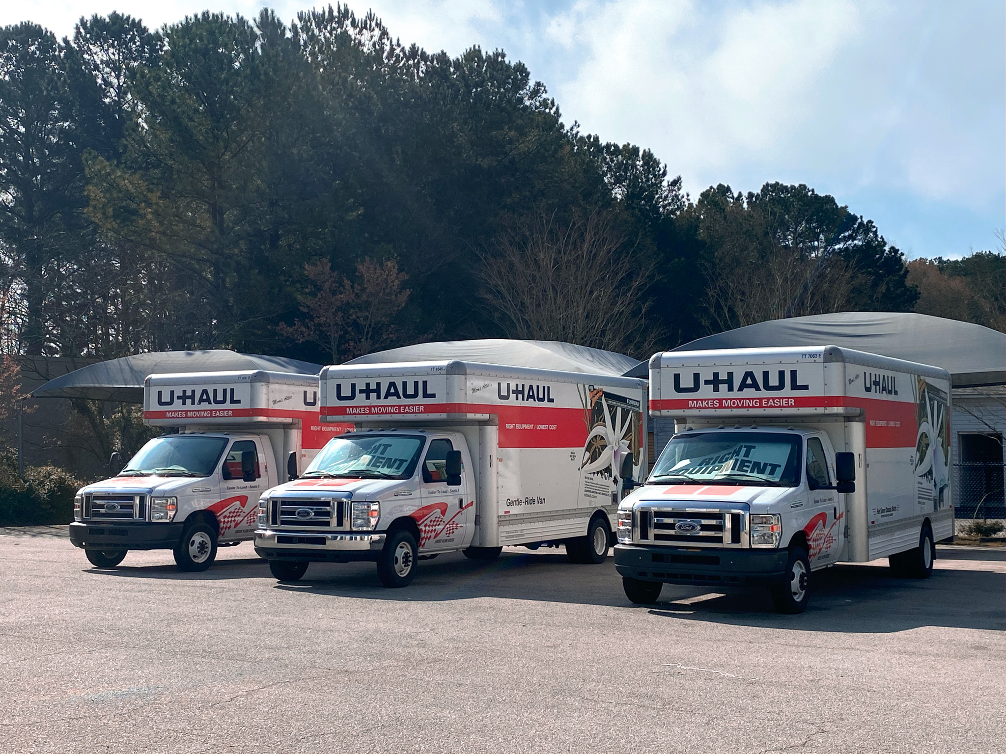 A-1 Mini Storage Rex Uhaul