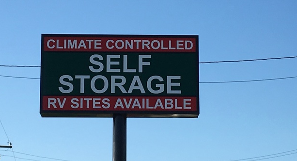 Affordable Climate Controlled Storage Units in Angleton