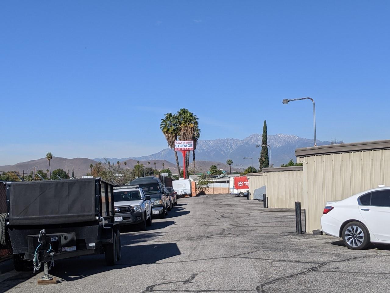Storage and RV Parking in Riverside, CA 92507