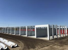 Rhino Unit Construction