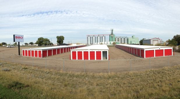Self Storage Facility in Dunmore, AB