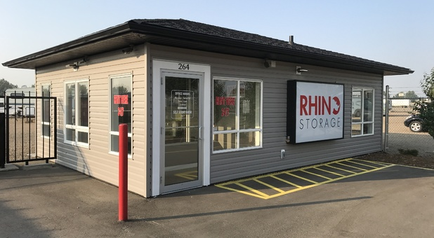 Rhino Storage Office in Dunmore, AB