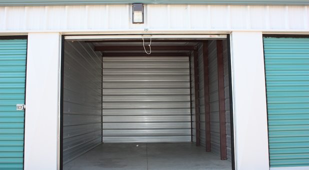 Open Storage Unit in Medicine Hat, AB