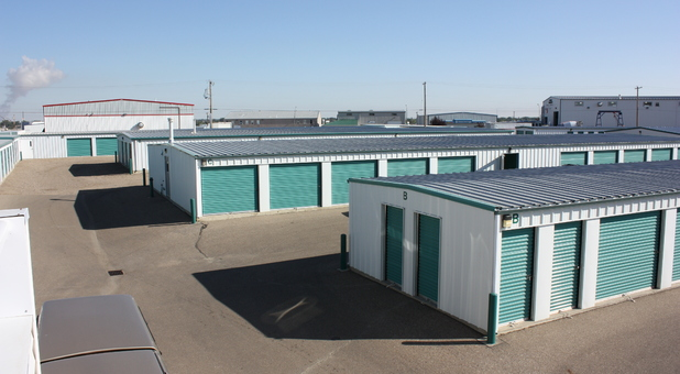 Self Storage in Medicine Hat, AB