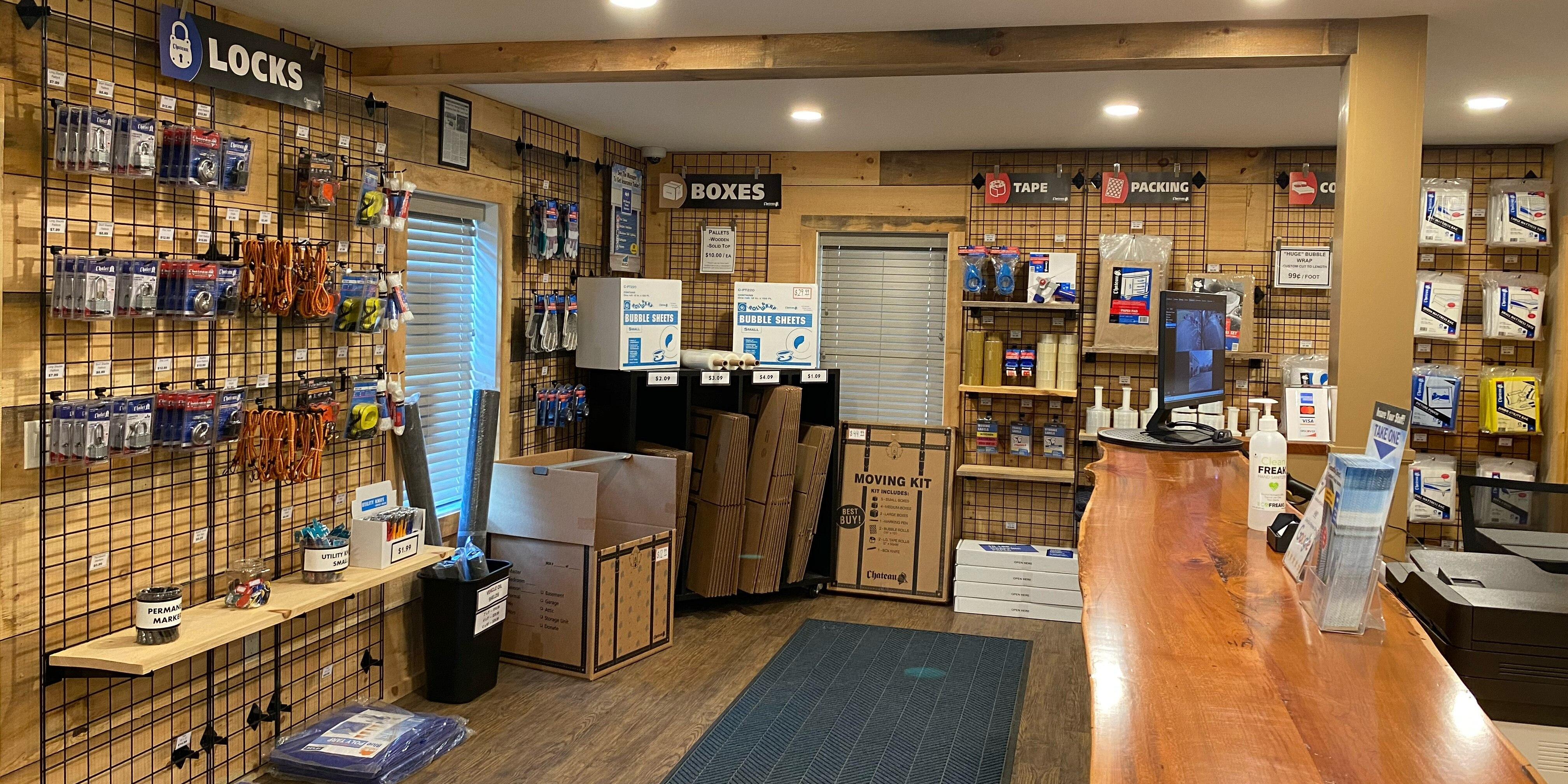 Retail / Office at Catamount Storage