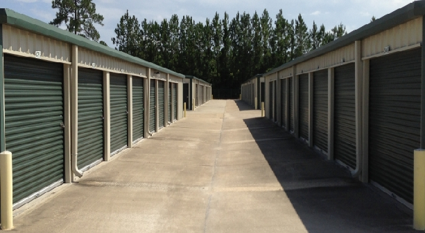 Storage Shed units