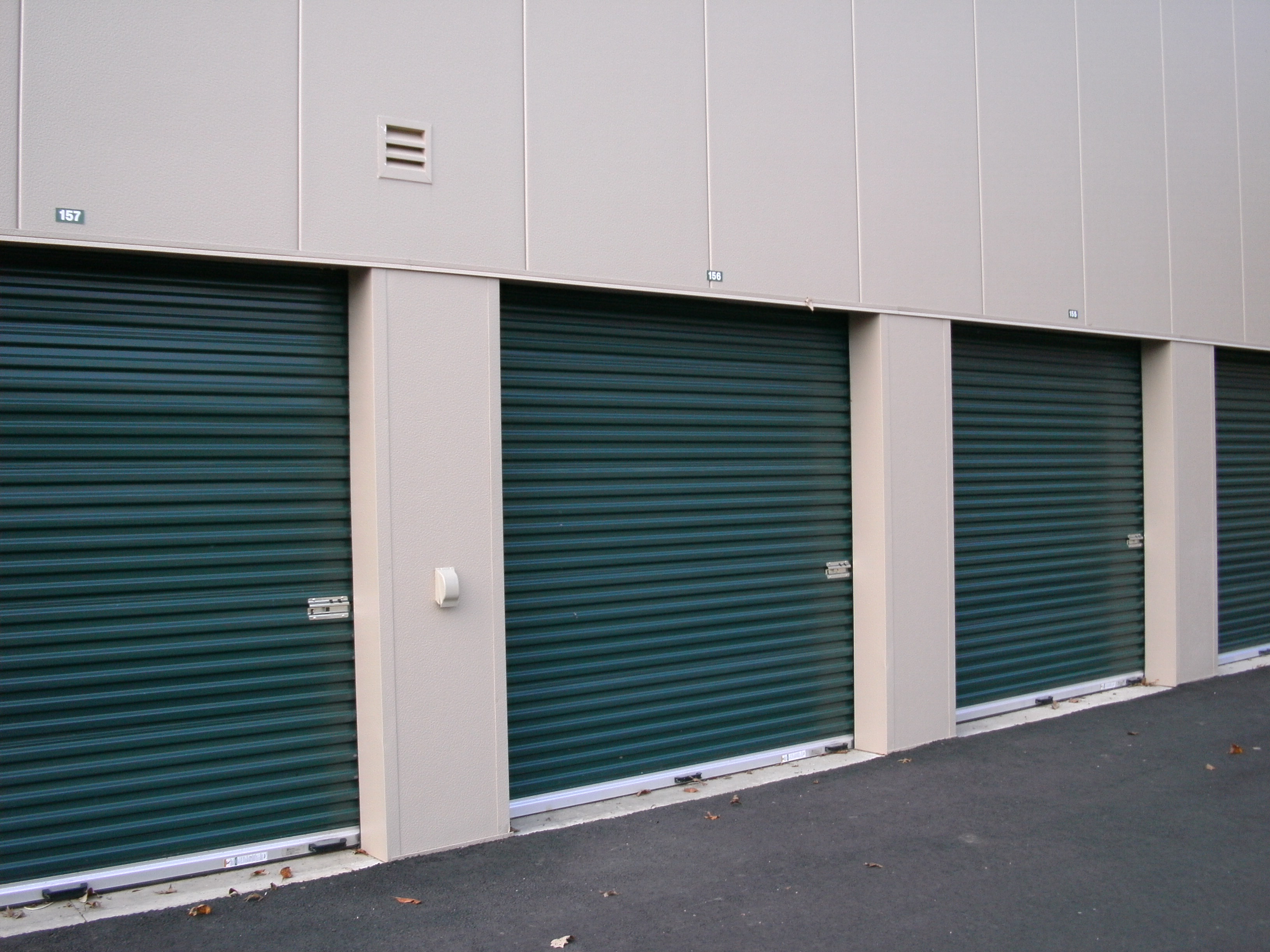 Exterior Storage Units Hamilton NJ