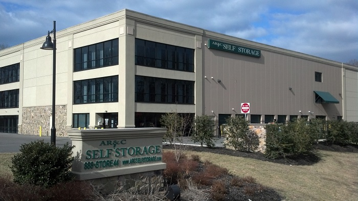 AR&C Self Storage in Hamilton NJ