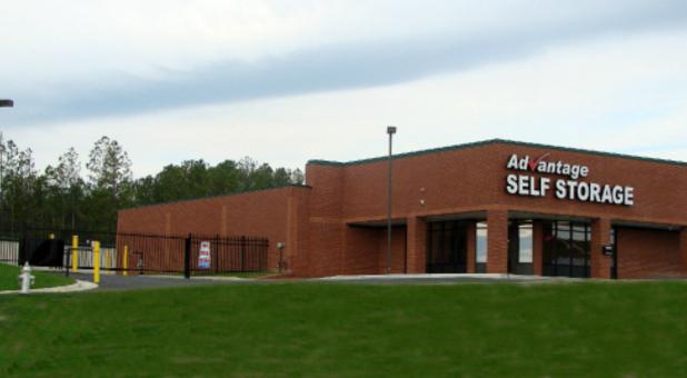Advantage Storage Solutions building in Chester, VA