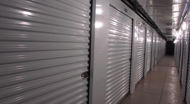 Advantage Storage Solutions hall