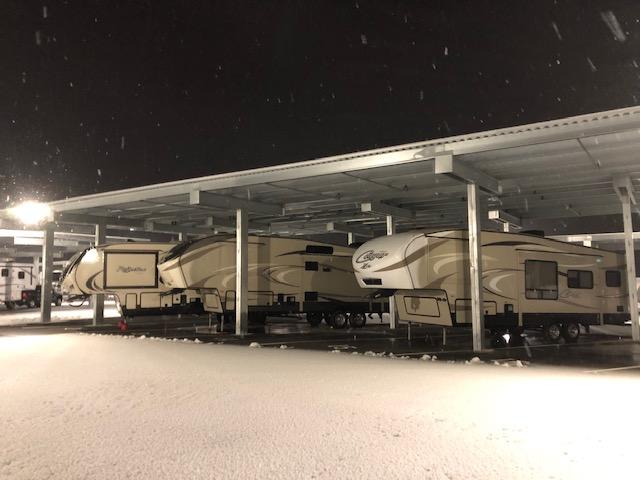 Canopy Snow