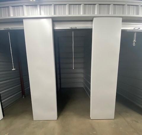 JT Matheny Indoor Storage Facility 5' x 10' Unit
