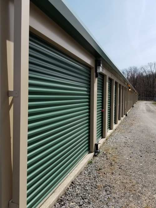 Scranton Self-storage facility