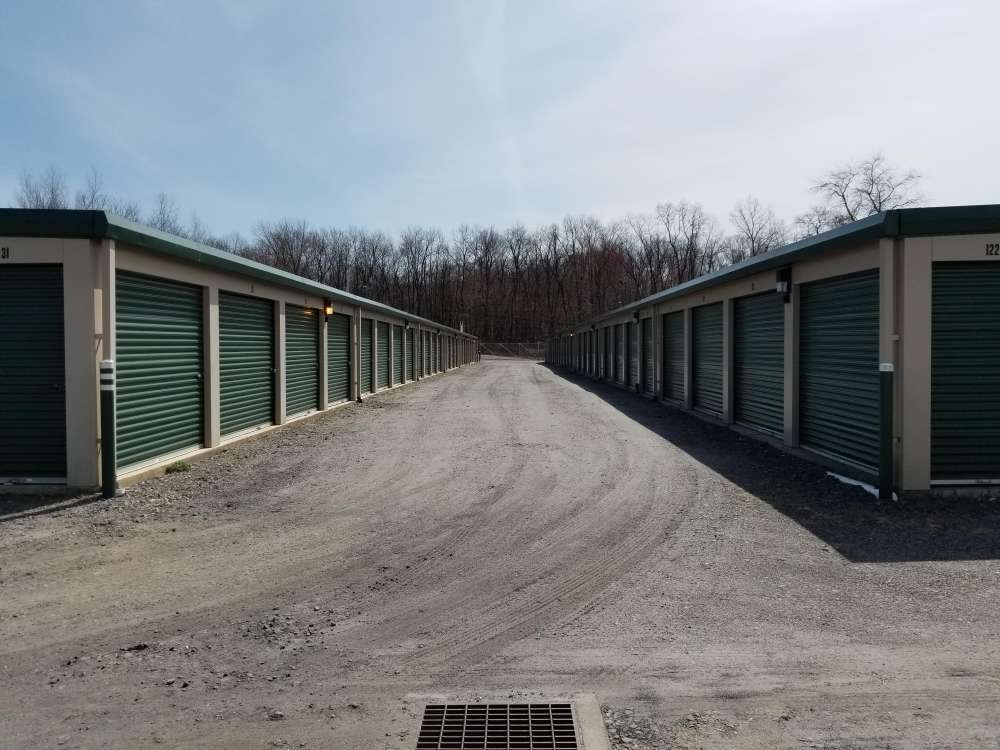 Storage units Scranton