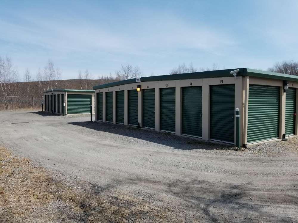 Self-storage facility in Scranton, PA