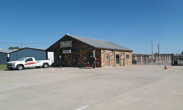 GreenFill Storage - Lone Star located in Aubrey, TX