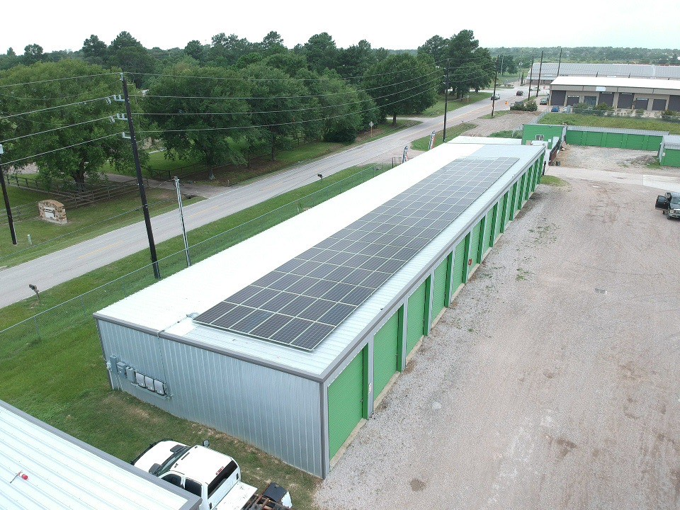 Greenfill Storage Cypress Texas RV and Boat