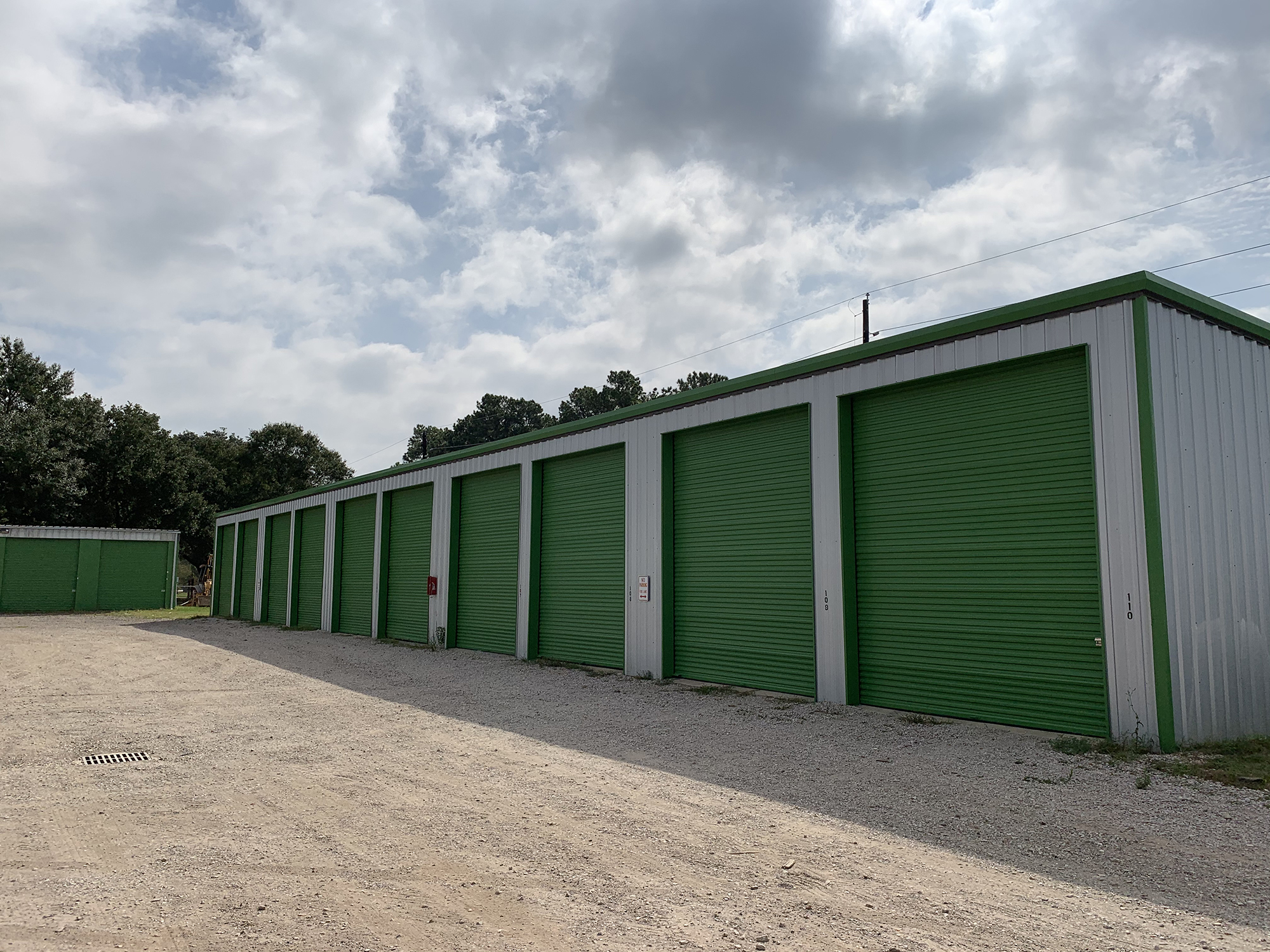 Green Fill Storage Self Storage