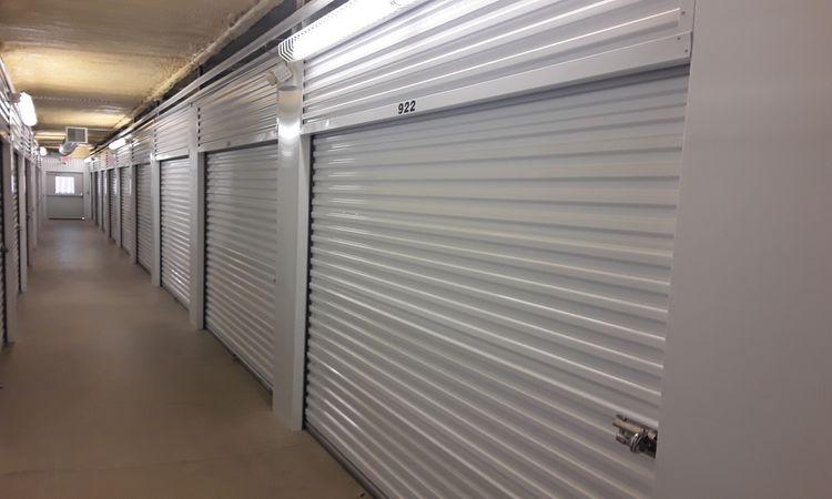 Indoor Temperature Controlled Storage Units