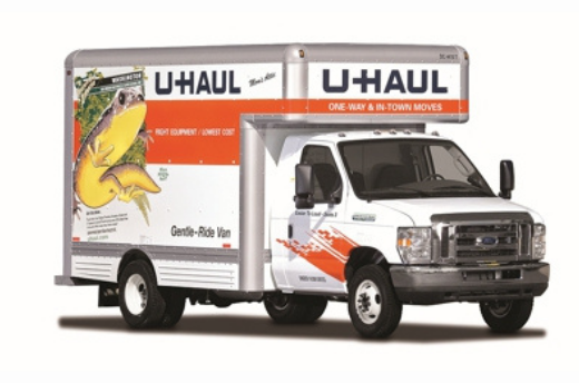 U Haul Trucks For Rent