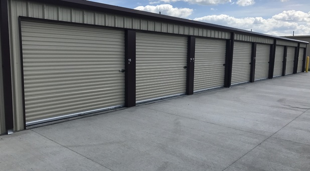 Mack Storage building