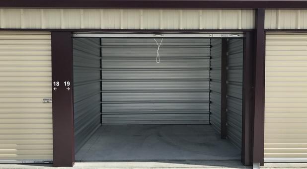 Mack Storage unit