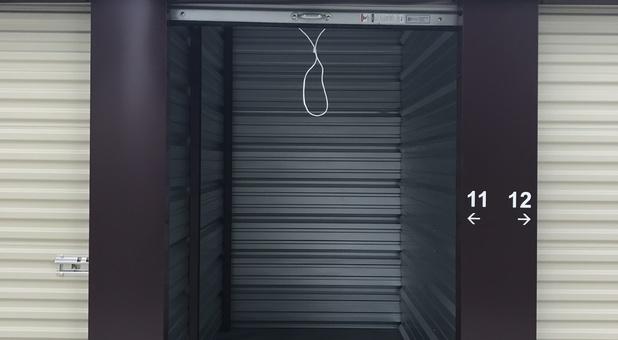 Mack Storage small unit