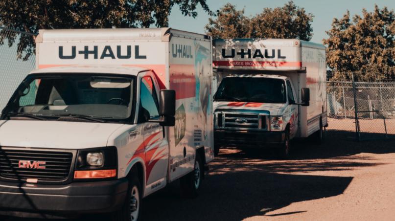 U-Haul Trucks