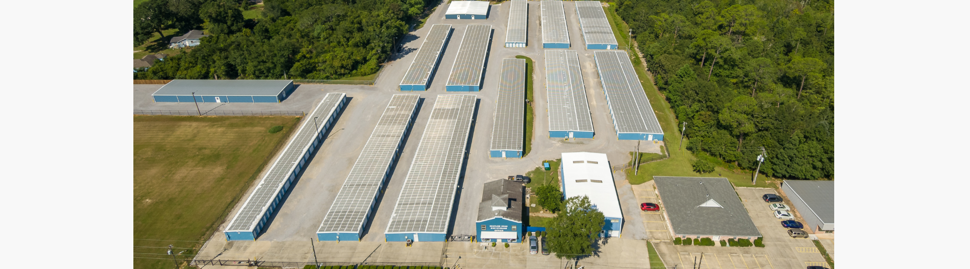 Storage Facility in Long Beach, MS