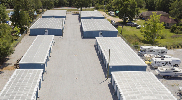 Storage Units in Long Beach, MS